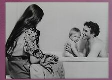(X262) Pressefoto - Gérard Depardieu / Ornella Muti - Die Letzte Frau 1976 #1