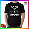This Mum Loves Her Rottweiler T-shirt Tee TShirt  Xmas Funny Puppy Cute Dog Dogs