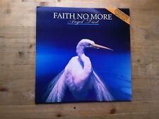 """Faith No More Angel Dust Excellent LP & 12"""" Single EX Vinyl Record 828326 1992"""