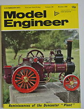 The Model Engineer Magazine. Vol. 139. No. 3458. 2-15 February, 1973.