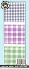 Mini Patterns #1, Background Unmounted Stamp IMPRESSION OBSESSION - NEW, 3163-LG