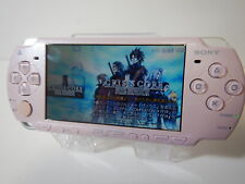 Sony PSP 2000 Pink PlayStation Portable Very good condition Console only