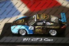 Minichamps Porsche 911 GT3 Cup UPS Arnold  Dealer Box WAP02012117