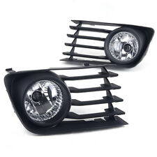 Fog Light For 04-09 Toyota Prius Clear Lens PAIR