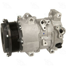 A/C  Compressor And Clutch- New   Four Seasons   98386