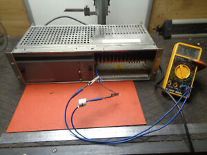 British Telecom Power rack supply -50V DC 25A power Shelf 2A H14E4107