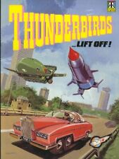 Thunderbirds Lift Off Book#4 By Alan Fennell (ed)