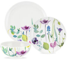 PORTMEIRION WATER GARDEN 12 PIECE DINNER SET - NEW/BOXED
