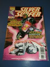 Silver Surfer #143 Low Print Run VFNM Beauty Wow