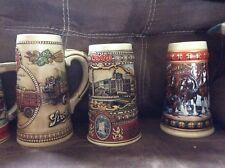Budweiser/Coors/Anheuser-busch Lot of steins & mugs.  Classics!!