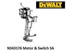 DeWALT DCD790 DCD795 Motor & Interruptor SA N434176