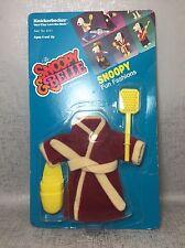 Snoopy & Belle Collection Bathrobe Fun Fashions KNICKERBOCKER Collectors Peanuts