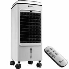 tectake (403915) Climatiseur Mobile à 3 Vitesses avec Télécommande