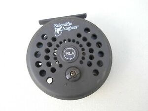 Scientific Angler's Concept 2 79LA Fly Reel  Works Well Light Weight
