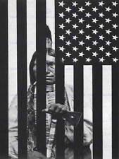 La propagande politique wounded knee native american massacre large print BB2694A