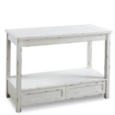 Mobile bagno vintage Cipì mobili cottage large urban legno teak naturale bianco
