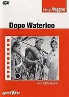 Dopo Waterloo DVD NUOVO Sigillato John Wayne