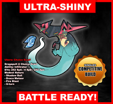 Pokemon Sword/Shield Ultra Shiny Battle Ready Dragapult FAST DELIVERY