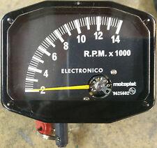 Contagiri Motoplat 14000 RPM Moto o kart 4 tempi Krober style drehzahlmesser