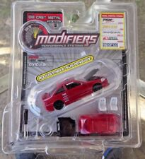1999 Honda Civic SI Red Modifiers Performance Systems  Series 2 1/64 Scale  OOP