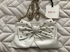 Valentino Red Bow Bag