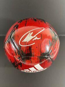 Manuel Nuer Signed Addidas Soccer Ball PSA AF61685