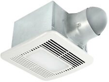 Delta SIG80-110HLED - Exhaust Fan/Dimmable LED light/Night-Light with Dual Speed