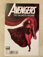 AVENGERS THE CHILDREN'S CRUSADE 2 TRAVIS CHAREST VARIANT COVER ART SCARLET WITCH