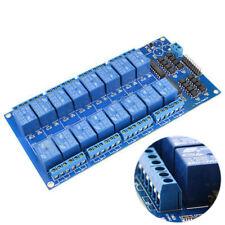 5V 16 Channel Relay Board Module Optocoupler LED for Arduino PiC ARM AVR NE0007