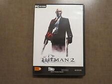 Hitman 2: Silent Assassin (PC, 2002) - European Version (FRENCH - FRANÇAIS)
