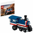 LEGO Creator Train Polybag 30575 NEW Sealed Easter Basket Exclusive Small City