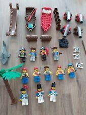 +++Lot lego figurines pirate vintage+++