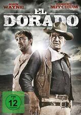 EL DORADO (John Wayne, Robert Mitchum) NEU+OVP