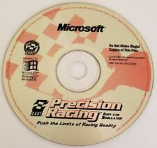 Precision Racing - Indy Car Simulator, PC (Microsoft, 1997)