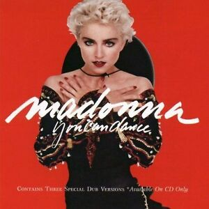 MADONNA-YOU CAN DANCE-10 TRACK CD-USA IMPORT-1987-INCLUDES SPECIAL DUB VERSIONS