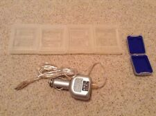Genuine Nintendo DS/DSi Lite Game Expert Car Cigarette Charger ,4 x Plastic Game
