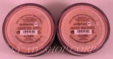 Bareescentuals bareminerals Golden Tan W30 8g XL  foundation SPF 15 -> LOT of 2