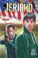 Jericho Season 3 Tp: By Robert Levine, Jason M Burns, Matthew Federman, Dan S...