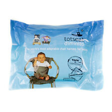 Baby Chair Harness - Portable Adjustable Lightweight - Great for holidays