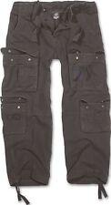 Brandit pure Vintage Trouser Black 6xl