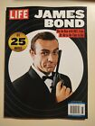 JAMES BOND 007 MOVIES SEAN CONNERY COVER ALL 25 MOVIES 2021 LIFE MAGAZINE NEW