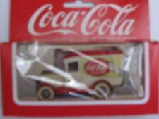 VINTAGE Coca-Cola Brand Die-Cast Metal Toy Vehicle 1979
