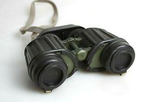 East German Rubberized NVA 7X40 Binoculars