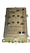 Unità tuner FM TOKO EF-5600U EF5600 High Performance varicap tuner unit