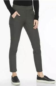 Athleta Stellar Trouser Pants Arbor Olive Size 14  $138