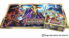 YuGiOh Noble Knights Of The Round Table Play-Mat +Storage Box: Trading Card Game