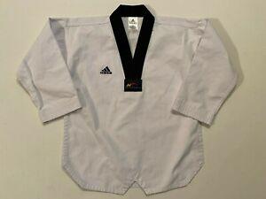Adidas World Taekwondo Federation Uniform Shirt 150 CM