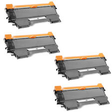 4PACK High Yield TN450 Black Toner Cartridge For Brother  DCP-7060D DCP-7065DN