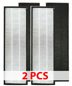 2 x HEPA REPLACEMENT FILTER B FOR GERMGUARDIAN GERM FLT4825 AC4800 4800 SERIES