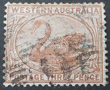 Western Australia Single Australian & Oceanian Stamps